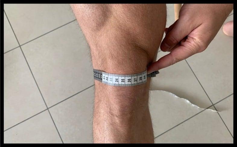 mejores rodilleras o mangas de rodilla de rodilla de compresión en crossfit