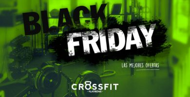 ofertas y descuentos black friday crossfit